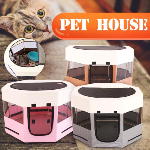 Cũi Chó Mèo Chơi, Lều Tập Thể Dục Cho Chó Mèo Chơi Ngoài Trời Cỡ Lớn