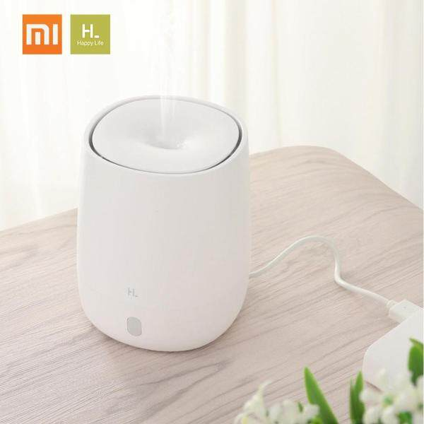 Xiaomi HL Mini Air Aromatherapy Diffuser Portable USB Humidifier Quiet Aroma Mist Maker with Nightlight for Car Home Office Yoga 120ml