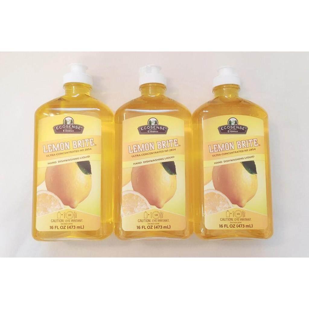 Lemon Brite Dishwashing Liquid 473ml (3pcs)