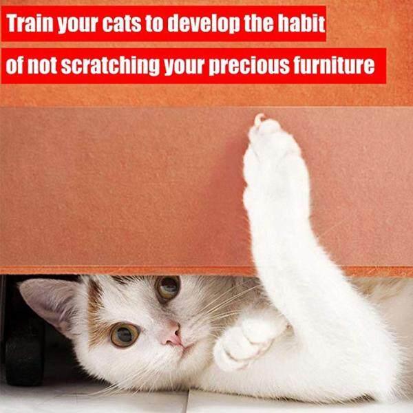 Bảo Vệ Ghế Sofa Chống Trầy Xước, Băng Huấn Luyện Mèo An Toàn Bề Mặt Nhà PVC