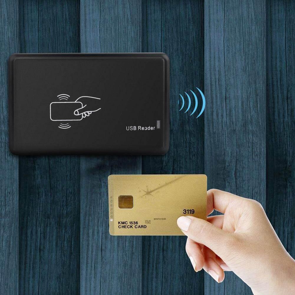 125 Khz USB RFID Đầu Đọc Thẻ ID & Nhà Văn & Máy Photocopy/Duplicator với 5 chiếc Chìa Khóa Thẻ