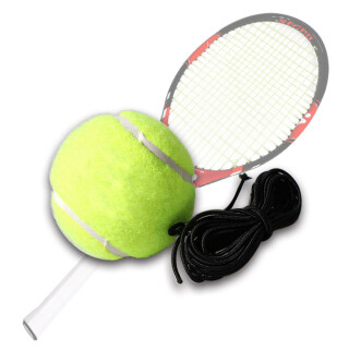 Homehold Indoor Professional String Practice Elastic Rope Rebound Tennis Training Ball thumbnail