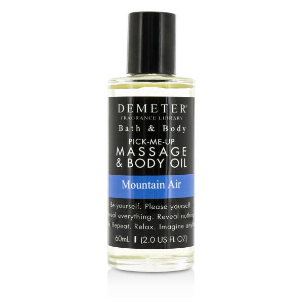Buy DEMETER - Mountain Air Massage & Body Oil 60ml/2oz Singapore