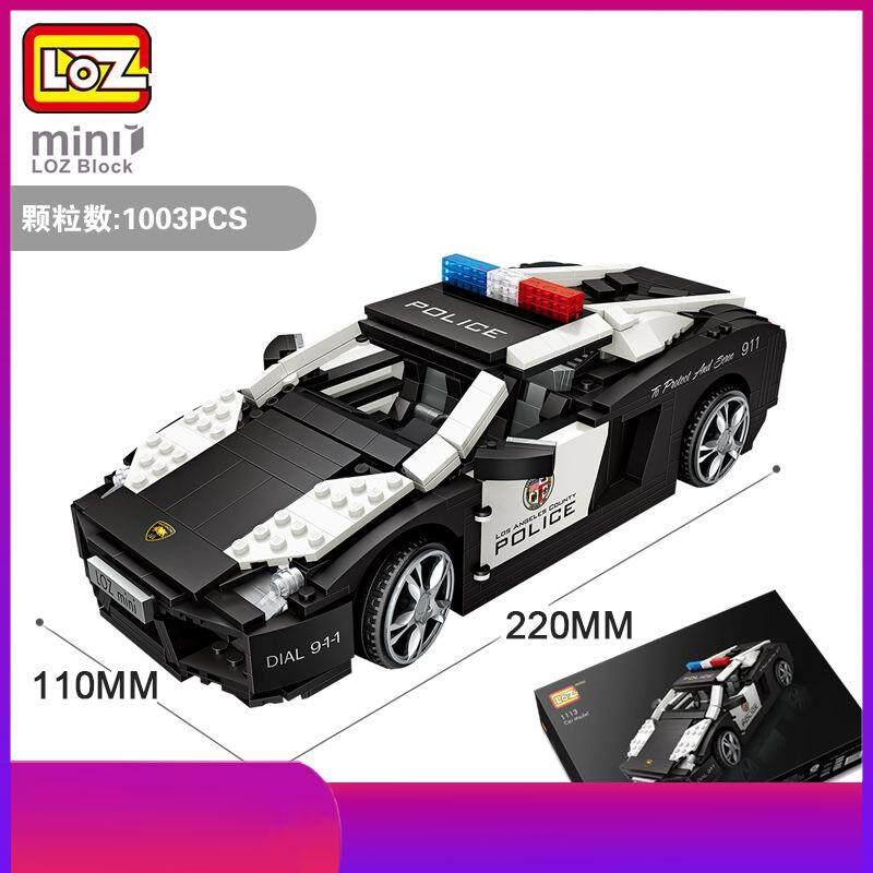 Loz Bakstenen Mini Blokken Stad Auto Model Racing Car 2 In 1 Beeldje Speelgoed Voor Kind Met Collectie En Onderwijs Waarde By Sky City Official Store.