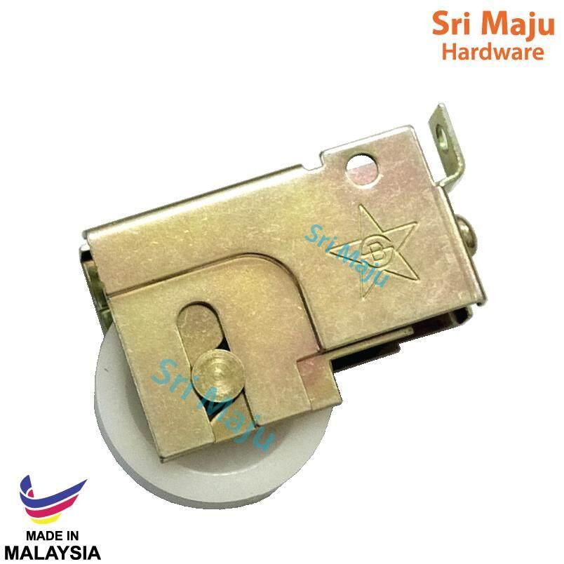 MAJU 004 Sliding Glass Door Roller Patio Slide Door Adjustable Roller Roda Pintu Sliding Kaca Rumah Kedai Made in Buatan Malaysia