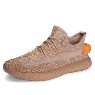 Người Đàn Ông Giày Thời Trang Ánh Sáng Thoáng Khí Chạy Giày Giày Thể Thao Giản Dị Giày Đi Bộ Lưới Cho Nam Zapatillas Hombre Hàng Mới Về thumbnail