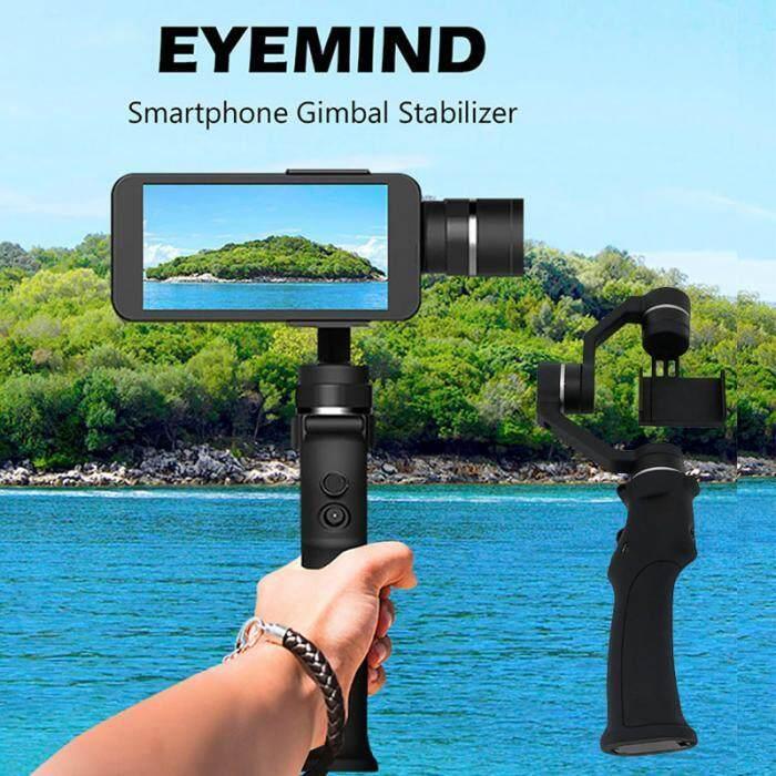 Jayoyi Handheld Phone Gimbal stabilizer Three-axis Balanced Outdoor Sports Live Intelligent Shooting Artifact Selfie Intelligent Shooting stabilizer