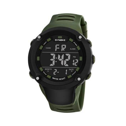 SYNOKE Man Sports Luminous Digital Watch Malaysia