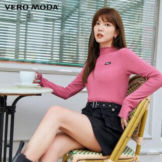 Vero Moda Áo Nữ Cổ Lửng Dệt Kim 320402004 thumbnail