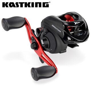 KastKing Brutus Baitcasting Fishing Reel 202g 4+1 Ball Bearings 6KG Drag Graphite Frame Magnetic Brake System Fishing Coil thumbnail