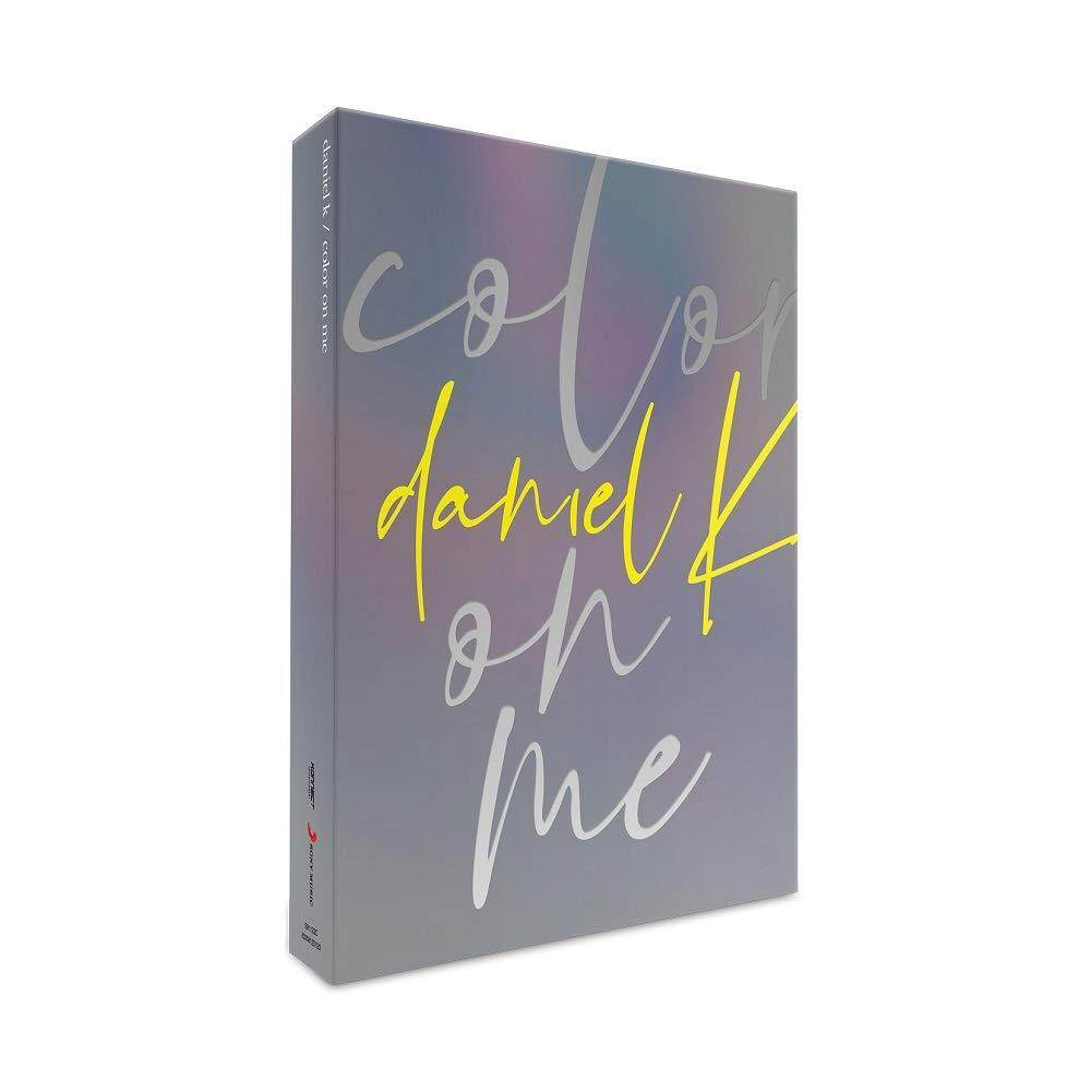 [Wanna one] Kang Daniel K - Color on me [What are you up to] 1 Album + 1 Folded Poster - kpop