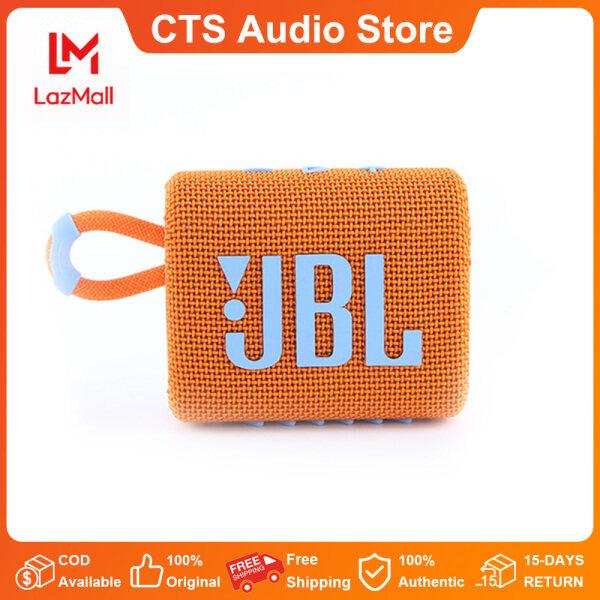 JBL GO 3 / GO3 Portable Wireless Bluetooth Speaker Waterproof Mini Speaker Outdoor Speakers Sport Bass Sound 5 Hours Battery Singapore