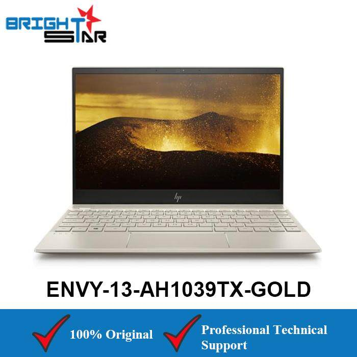 HP ENVY 13-AH1039TX Gold (Intel I5-8265U/8GB/256GB SSD/Intel HD/13.3inch) Malaysia