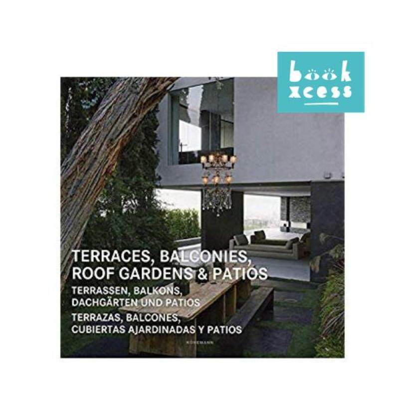 Terraces, Balconies, Roof Gardens & Patios Malaysia