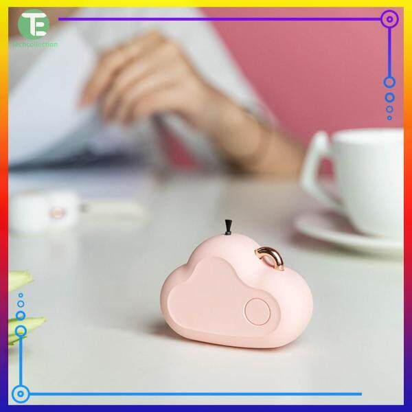 【Techcollection】Wearable Necklace Negative Ion Air Freshener Personal USB Portable Air Purifier Home Appliances Singapore
