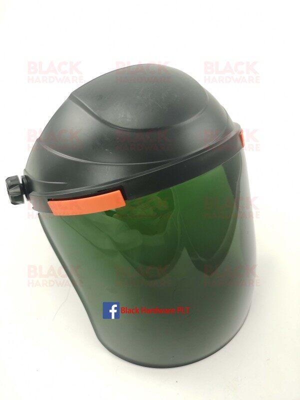 Safety Anti Impact Protective Grinding Ratchet Lock Face Shield Visor/工业安全脸罩