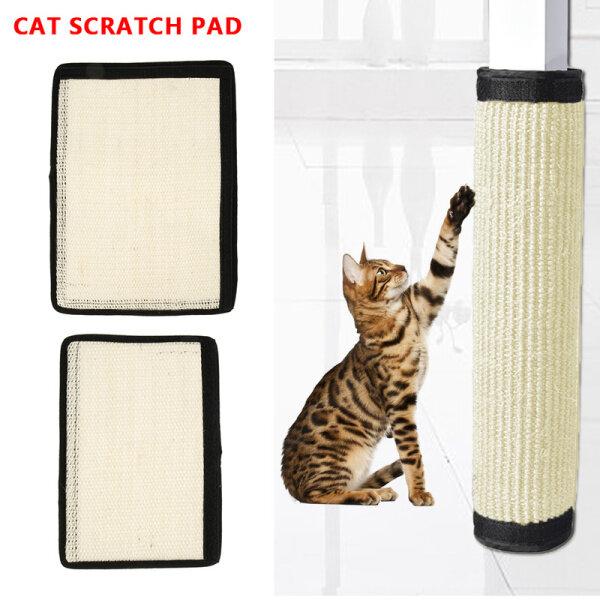 Mèo Kitten Scratch Board Đồ Nội Thất Bảo Vệ Pad Salu Scratcher Mat Claws Chăm Sóc Mèo Đồ Chơi Sofa Bài Cào Bảo Vệ