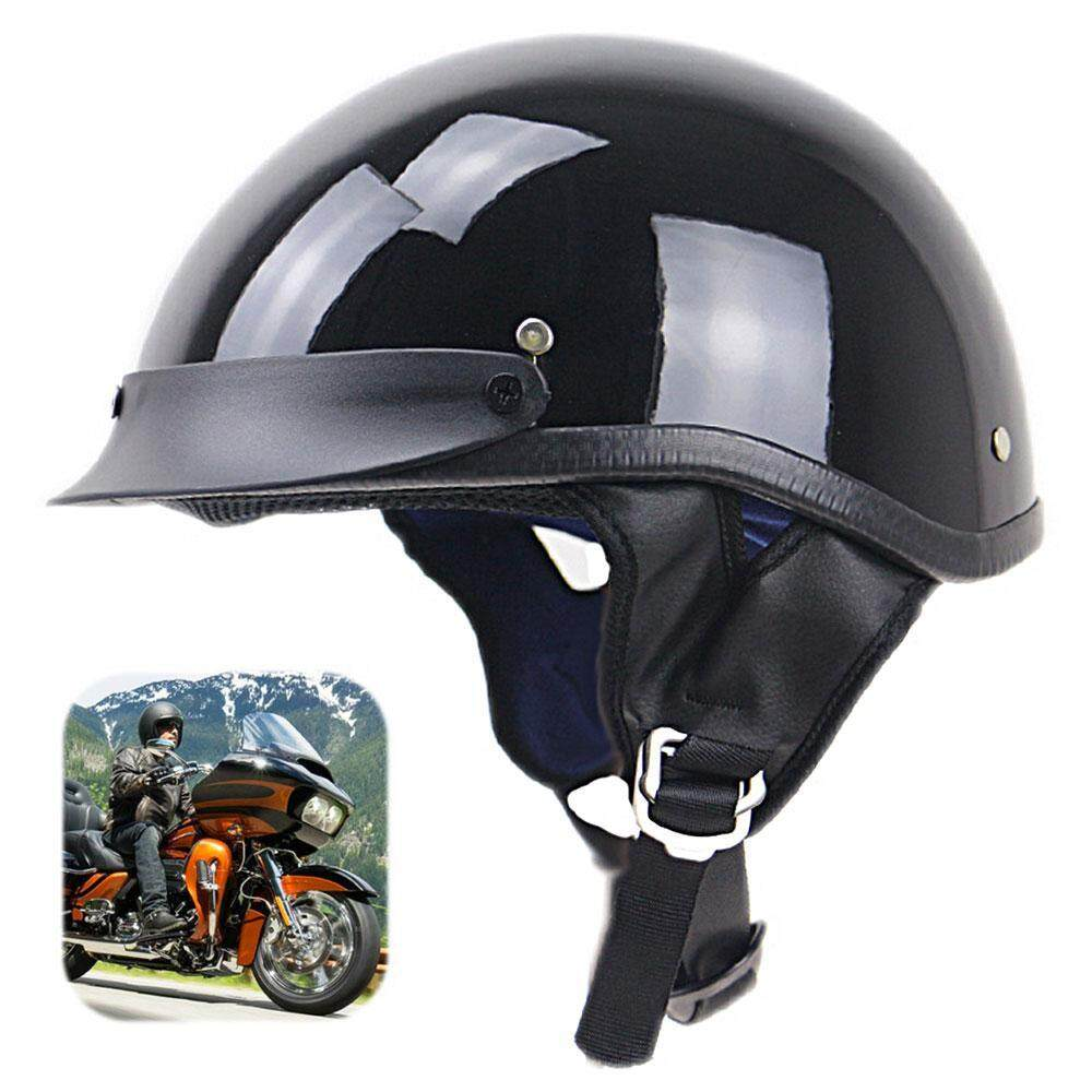 huiwnsqs Motorcycle Scooter Outdoor Riding Helmet