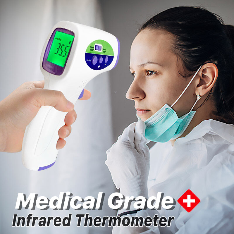 Thermometers Baby Blue No Touch Accurate Instant Readings