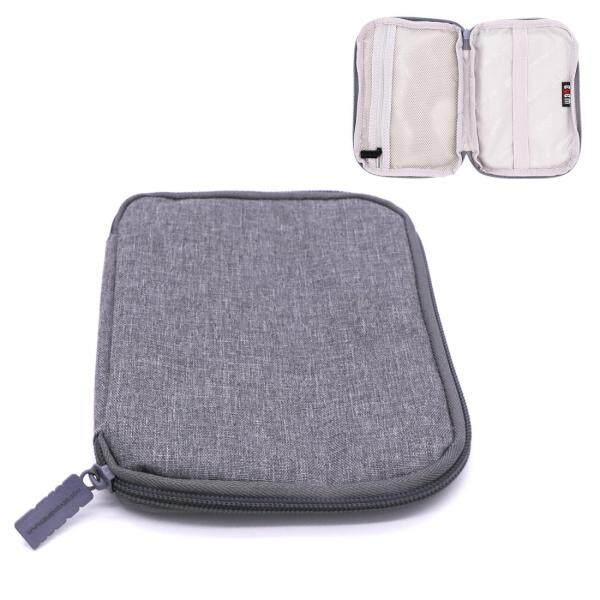 BUBM Portable Travel Watchband Strap Storage Bag Protective Box, Style:Single Layer S Malaysia