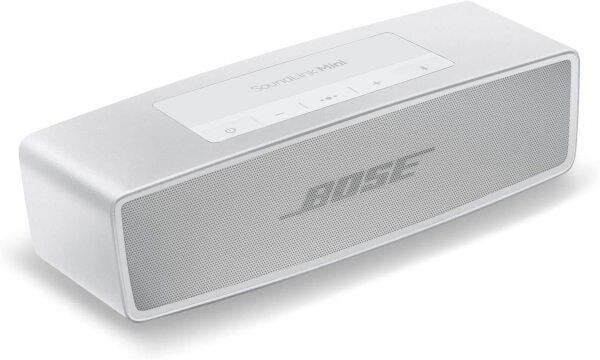 Bose SoundLink Mini II Bluetooth Speaker (Special Edition, Silver) Singapore