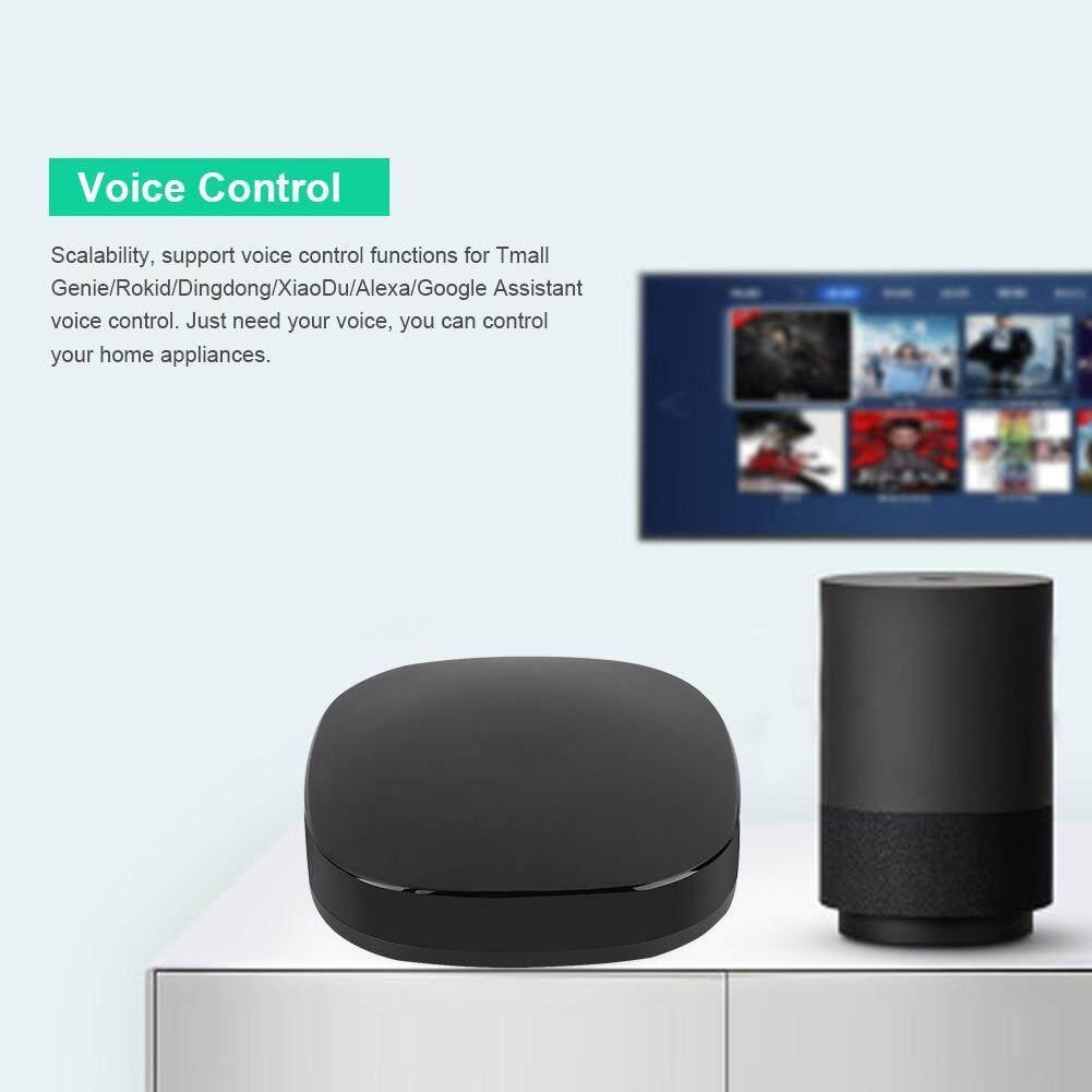 Sweatbuy Universal Smart Home Remote Control IR WiFi Automatic RF For Alexa  Google Assistant