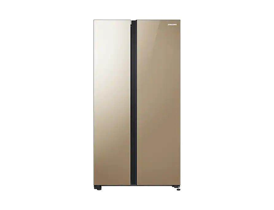 Samsung Side By Side Large Capacity Refrigerator 680L RS62R50312C