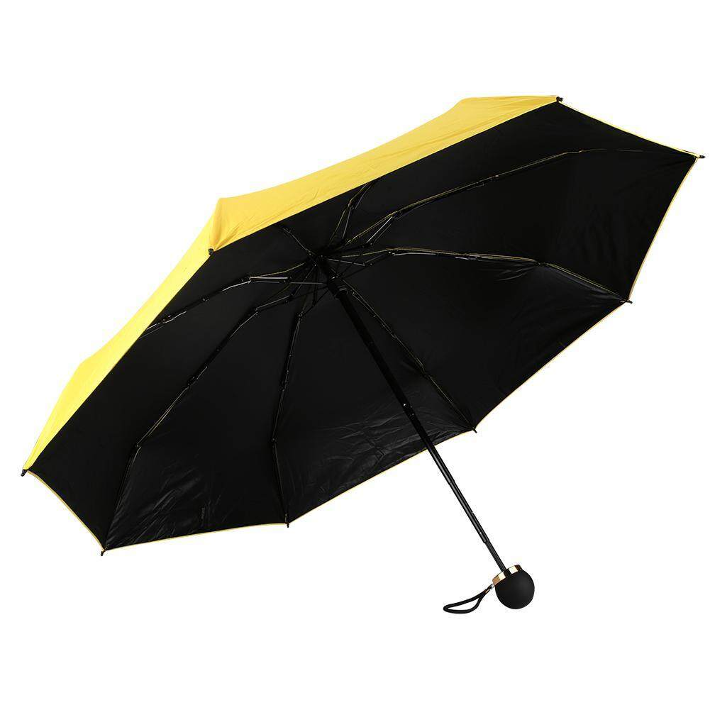 Sunflower Mini Portable UV Protection Umbrella Ultra Light Folding Sun Umbrella