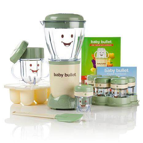 Baby Food Blender Maker image on snachetto.com