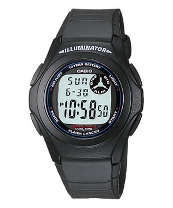 Casio F-200W Series Original & Genuine Digital Watch Malaysia