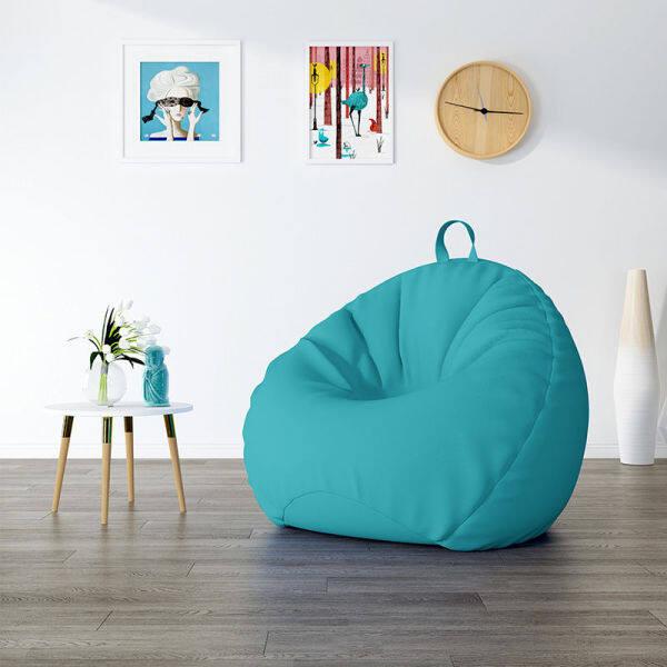 lazy sofa bean bag single bedroom living room balcony leisure small apartment sofa chair tatami 70x80 Full of filling