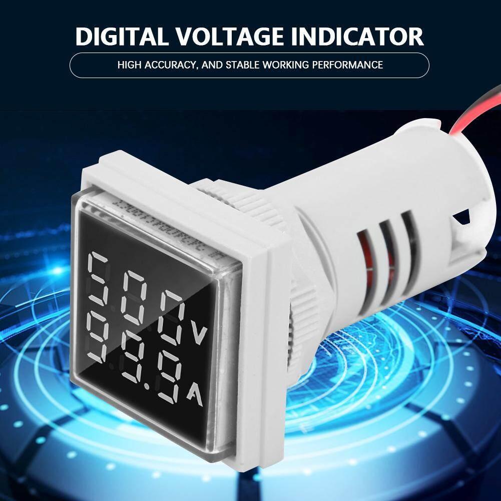 [[Bảo Đảm Chất Lượng] LED Hiển Thị Kỹ Thuật Số, AC, Điện Máy Đo Chỉ Số 22 Mm 0-100A Đo Chỉ Số giá rẻ