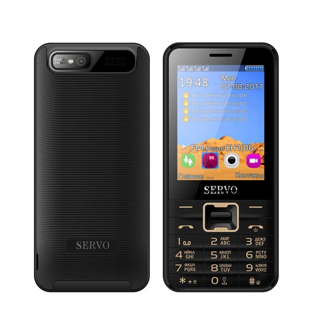 Hot Sales SERVOV81002.8 inch four card four standby mobile phone