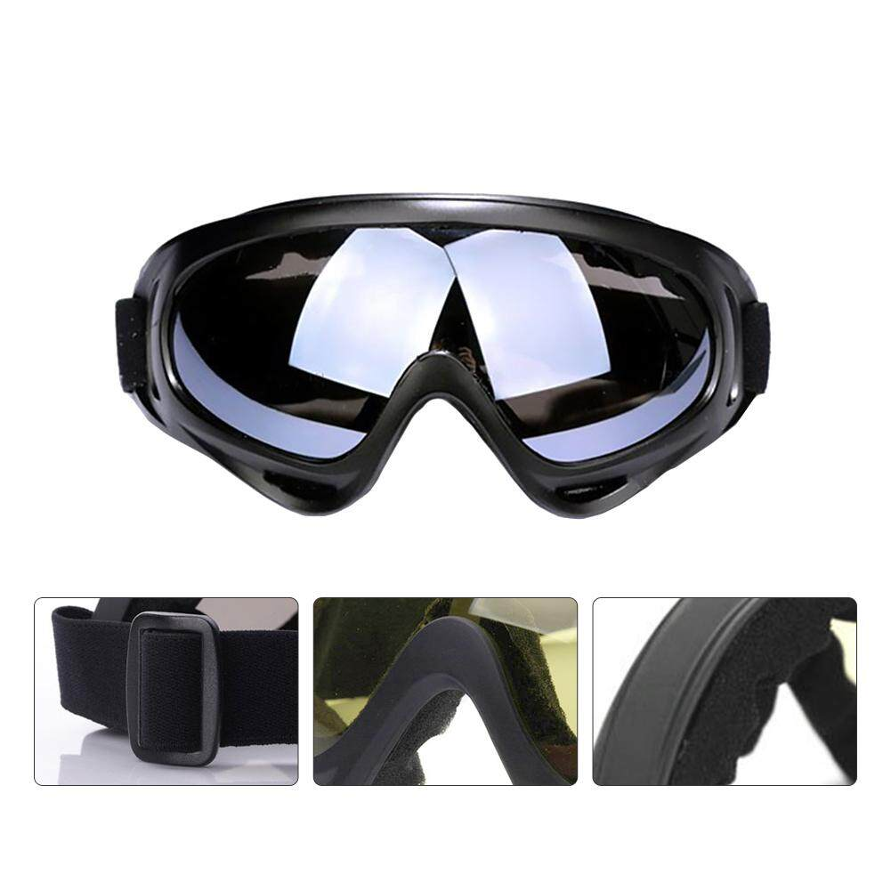 Outdoor Motorcycle Cycling Glasses Ski Goggles Bicycle Motorcycle Sports Windproof Goggles Protective Glasses