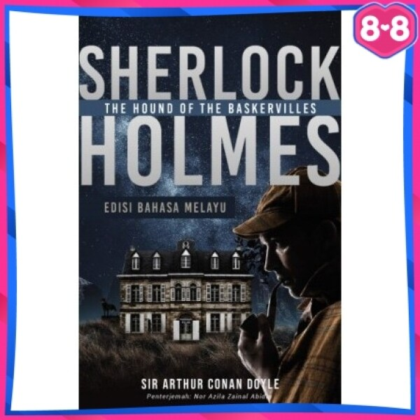 Sherlock Holmes: The Hound of the Baskervilles - Edisi Bahasa Melayu M19/BL177 Malaysia