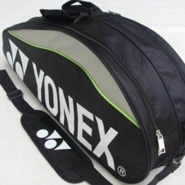 Bảng giá Double-Boong Thể Thao Túi Tennis Chuyên Nghiệp Túi Đựng Vợt Tennis PU Balo Đánh Cầu Lông