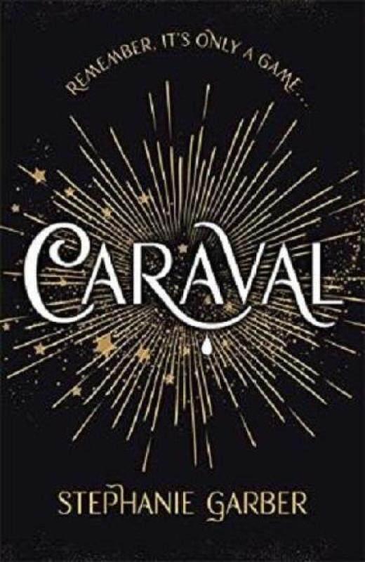 Caraval ISBN 9781473663336 Malaysia