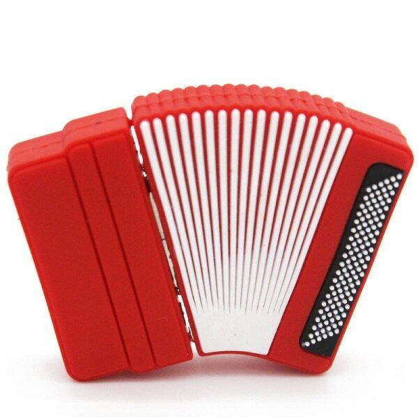 Mini cute accordion pendrive 4GB 8GB 16GB 32GB 64GB usb flash drive cool piano memory Stick music U disk Malaysia