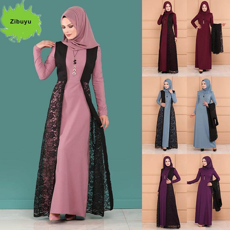 391ef7fd2d5d5 High Quality New Fashion Stylish Muslim Dress Turkey Dress Muslim Wear for Girl  Muslim Islamic Clothing