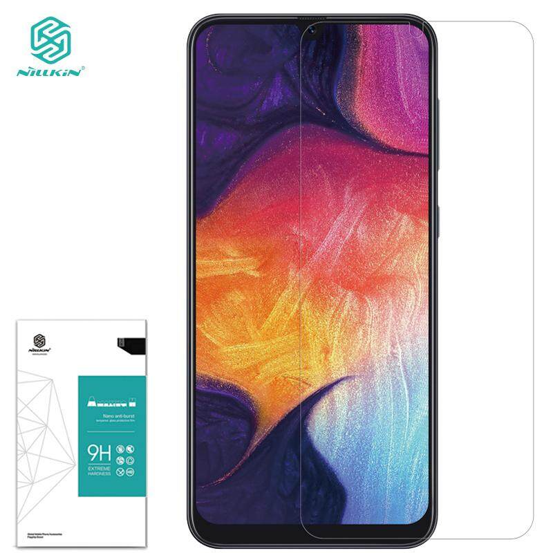 Nillkin for Samsung Galaxy A30 and Galaxy A50 Tempered Glass, 0.33mm Amazing 9H Screen