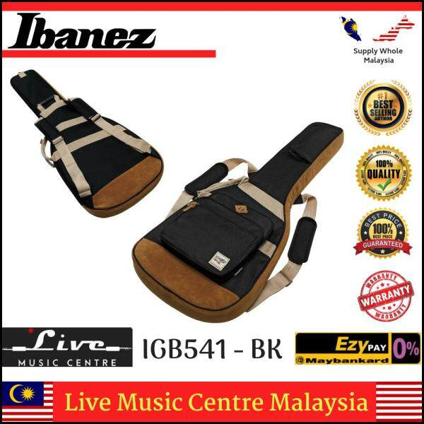 Ibanez IGB541-BK Designer Electric Guitar Padded Black Bag (IGB541) Malaysia