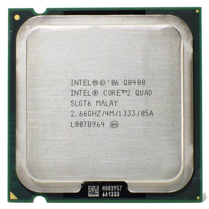 Giá Intel Core 2 Quad Core Q8400 2.6 GHz Quad Core CPU 4M 95W LGA 775 Processor