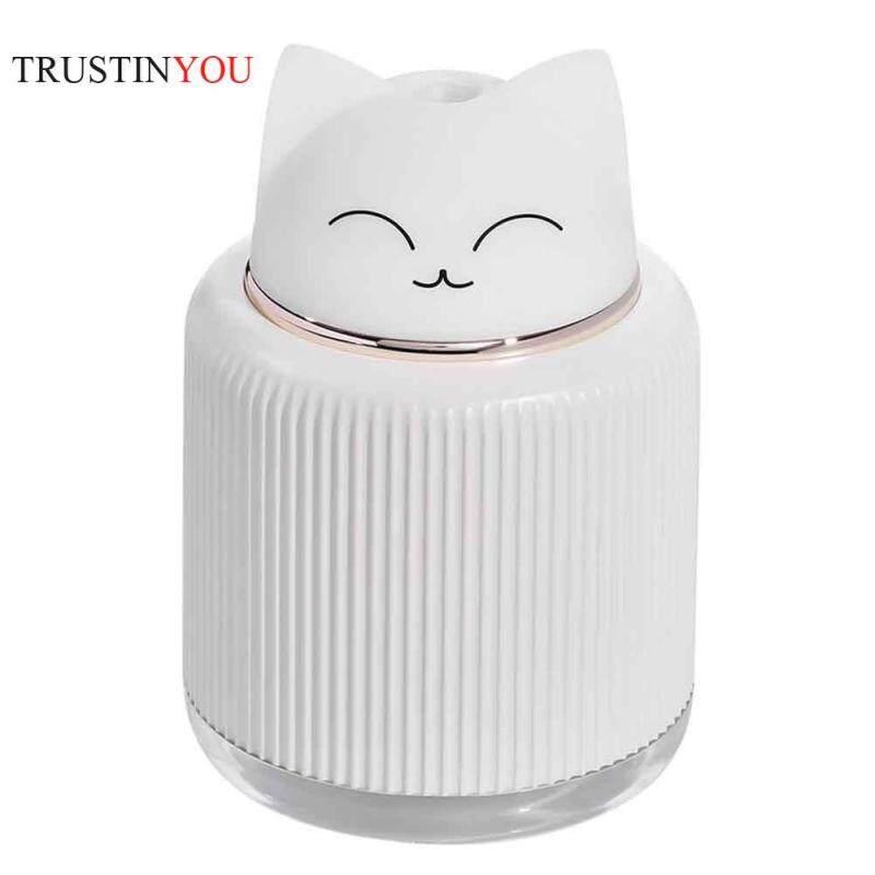 USB Essential Oil Humidifier Ultrasonic Mist Maker Aromatherapy Diffuser Machine Singapore
