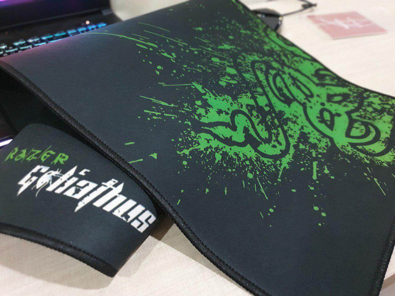 Razer Deathadder Mousepad High Quality Gaming Malaysia