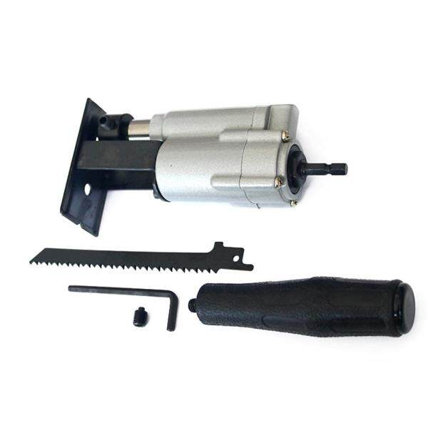 Drill Reciprocating Saw Attachment Change Electric Drill into Reciprocating Saw Jig Saw Woodworking Saw Cutter