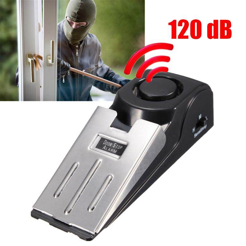BOKALI Doorstop Alarm Wireless Home Travel Security System Portable Safety Wedge Alert