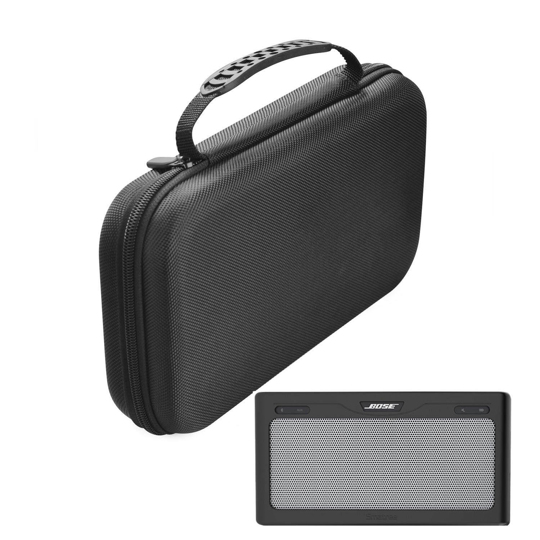 แบบพกพาป้องกันกล่องพกพากรณีกระเป๋าไนลอนสำหรับ Bose Soundlink Iii 3 By Instyle Mall.