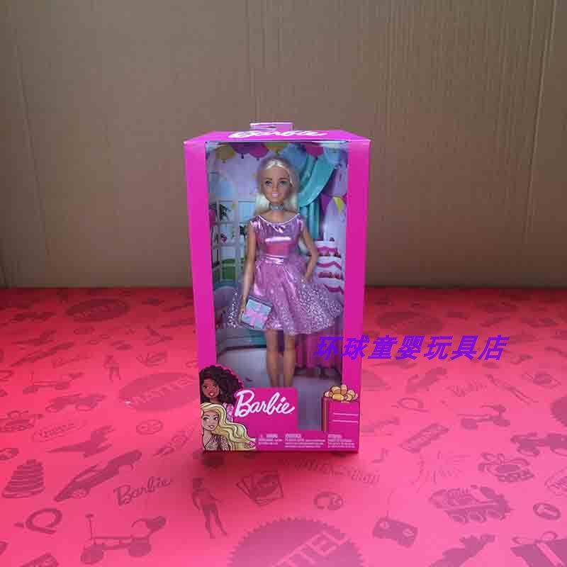 Búp Bê Barbie 60 Phiên Bản Lễ Kỷ Niệm Bộ Sưu Tập Đồ Chơi Sinh Nhật Cho Bé Gái Fxd88/Ght42/Gdj36 Giá Sốc Nên Mua