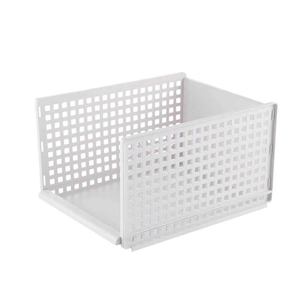 Best Sales Assembled storage basket Japanese style wardrobe organizing box wardrobe storage
