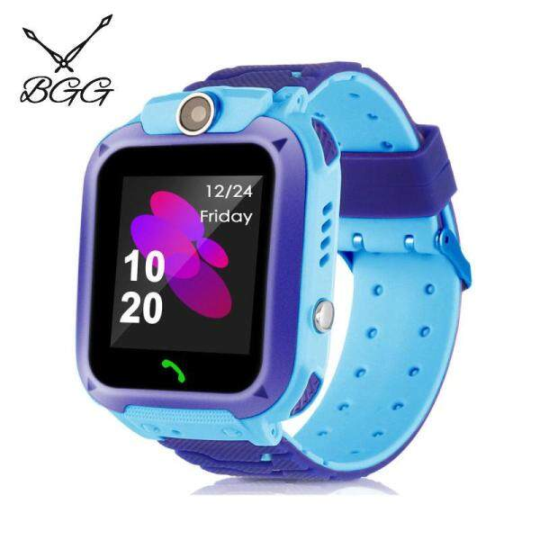 BGG Smart Watch Waterproof Tracker Kids Child Watch Anti-lost SOS Call for iOS Android Malaysia